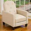 <strong>Home Loft Concept</strong> Exclusives Johnstown KD Tufted Recliner