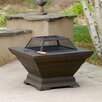 Home Loft Concept Raymond Copper Finish Fire Pit