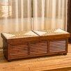 Home Loft Concept Wanika Storage Ottoman