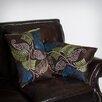 "<strong>Home Loft Concept</strong> Yasmeen 20"" Ferns Pillows (Set of 2) (Set of 2)"