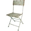 EsschertDesign Industrial Heritage Folding Dining Side Chair