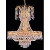 Crystorama Majestic 15 Light Crystal Chandelier