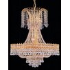 <strong>Crystorama</strong> Majestic 24 Light Crystal Chandelier