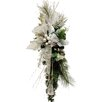 Creative Branch Faux Holiday Spray with Pine