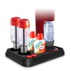 Mind Reader Soda Stream All in One Tray Bottle Dryer/Holder