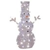 <strong>Gemmy Industries</strong> Starry Night Snowman Christmas Decoration
