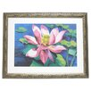 <strong>Premier Water Lilly II Framed Painting Print</strong> by Alpine Art and Mirror