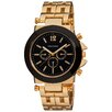 <strong>Vernier</strong> Women's Chronograph Link Bracelet Watch