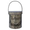 <strong>Botanica Wall Bucket with Lid</strong> by White x White