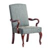 Comfort Pointe Derby Fabric Arm Chair