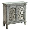 Coast to Coast Imports LLC 2 Door Cabinet