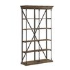 "Coast to Coast Imports LLC 86.5"" Bookcase"