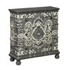 Coast to Coast Imports LLC 3 Drawer Graphic Chest