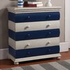 Coast to Coast Imports LLC 3 Drawer Chest