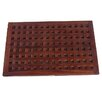 Decoteak Grate Teak Spa Shower and Floor Mat