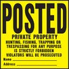 Hy-Ko Private Property Sign (Set of 20)
