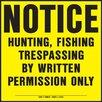 Hy-Ko No Hunting Sign (Set of 20)