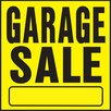 Hy-Ko Garage Sale Sign (Set of 20)