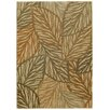 Tommy Bahama Home Tommy Bahama Voyage Beige / Multi Abstract Rug