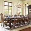 Tommy Bahama Home Royal Kahala Islands Edge Dining Table