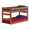<strong>Twin Over Twin Standard Bunk Bed</strong> by Chelsea Home