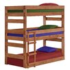 Chelsea Home Twin Triple Bunk Bed
