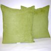 <strong>Hudson Street</strong> Faux Suede Decorative Pillow (Set of 2)