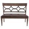 Woodlands Upholstered Bench
