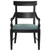 HGTV Home Caravan Arm Chair (Set of 2)