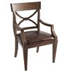 <strong>Woodlands Arm Chair (Set of 2)</strong> by HGTV Home