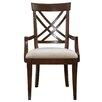 HGTV Home Modern Heritage Arm Chair (Set of 2)