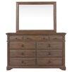 Caravan 9 Drawer Dresser