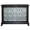 <strong>HGTV Home</strong> 3 Drawer Chest with Circles