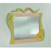Room Magic Little Lizards Rectangular Dresser Mirror