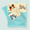 Room Magic Cowboy Sheets / Pillowcase Set