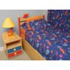 Room Magic Star Rocket 3 Piece Comforter Set