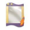 <strong>Star Rocket Rectangular Dresser Mirror</strong> by Room Magic