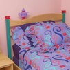 <strong>Room Magic</strong> Little Girl Tea Set Panel Twin Headboard
