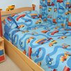 Boys Like Trucks Comforter Set
