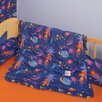 <strong>Room Magic</strong> Star Rocket 4 Piece Crib Bedding Set