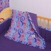 <strong>Little Girl Tea Set 4 Piece Crib Bedding Set</strong> by Room Magic