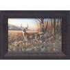 <strong>Artistic Reflections</strong> Bluff Country Buck Framed Painting Print