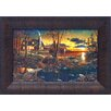 <strong>Artistic Reflections</strong> Comforts of Home Framed Painting Print