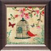 Artistic Reflections Spring Fling I Framed Painting Prints