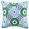 Sis Boom by Jennifer Paganelli Adalina Linen Embroidered Pillow