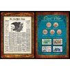 <strong>New York Times Civil War Coin and Stamp Collection Wall Framed Memo...</strong> by American Coin Treasures