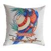Panama Jack Outdoor Parrot Throw Pillow (Set of 2)