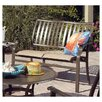 <strong>Island Breeze Stackable Sling Loveseat</strong> by Panama Jack Outdoor