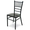 McCourt Manufacturing Chiavari Aluminum Stack Chair (Set of 10)