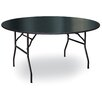 "<strong>60"" Round Folding Table</strong> by McCourt Manufacturing"